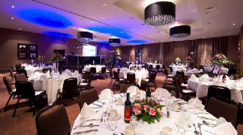 Village Hotel Solihull Details Pink Wedding Days